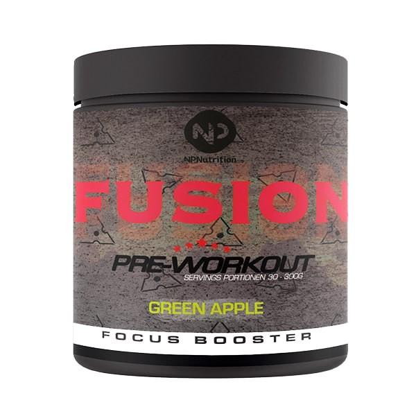 NP Nutrition - Fusion Pre Workout