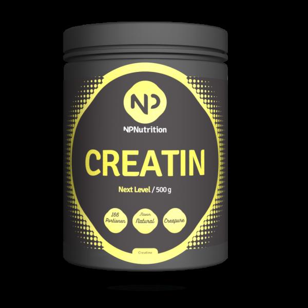NP Nutrition - Creapure Excellence Pulver
