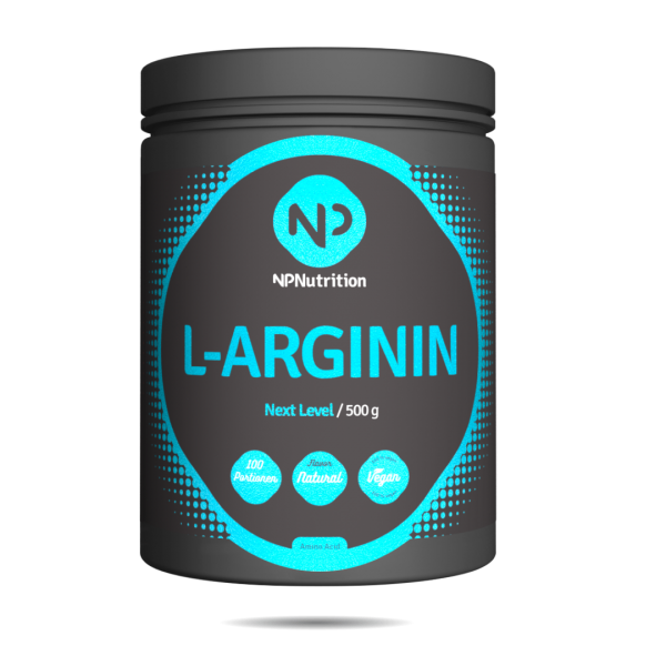NP Nutrition - Arginin HCL Pulver
