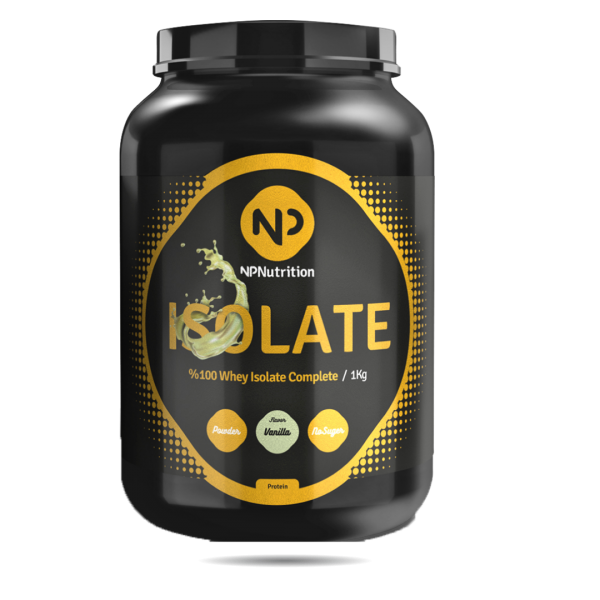 NP Nutrition - Complete Whey Isolate
