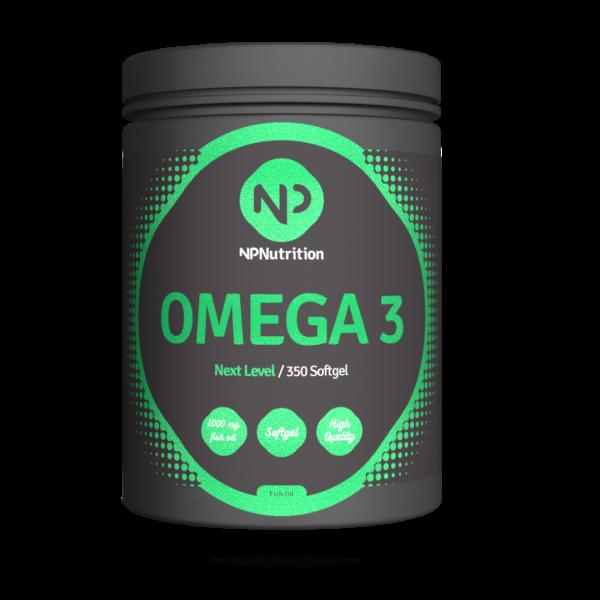 NP Nutrition - Omega3 Softgels