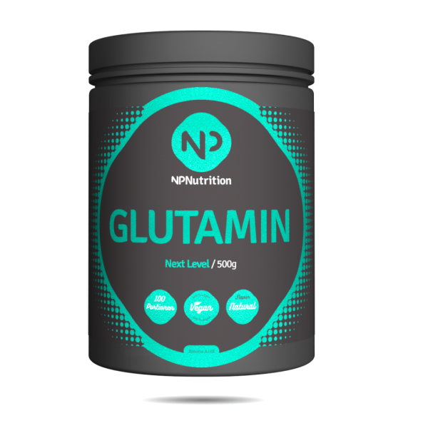NP Nutrition - Glutamin Complete